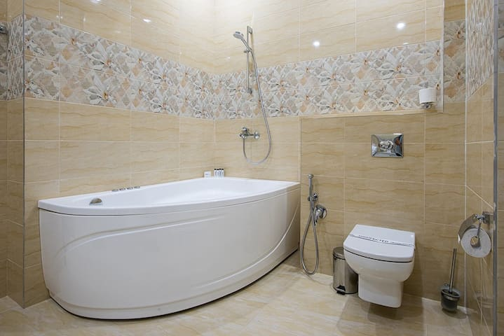 Hotel Congress - комфорт в самом сердце Краснодара