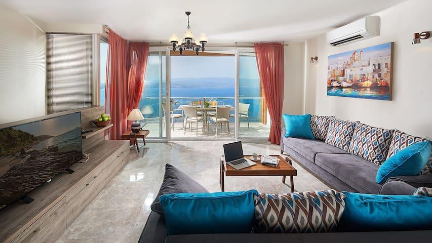 Comfortable villa on the coast of the Aegean Sea - Milas