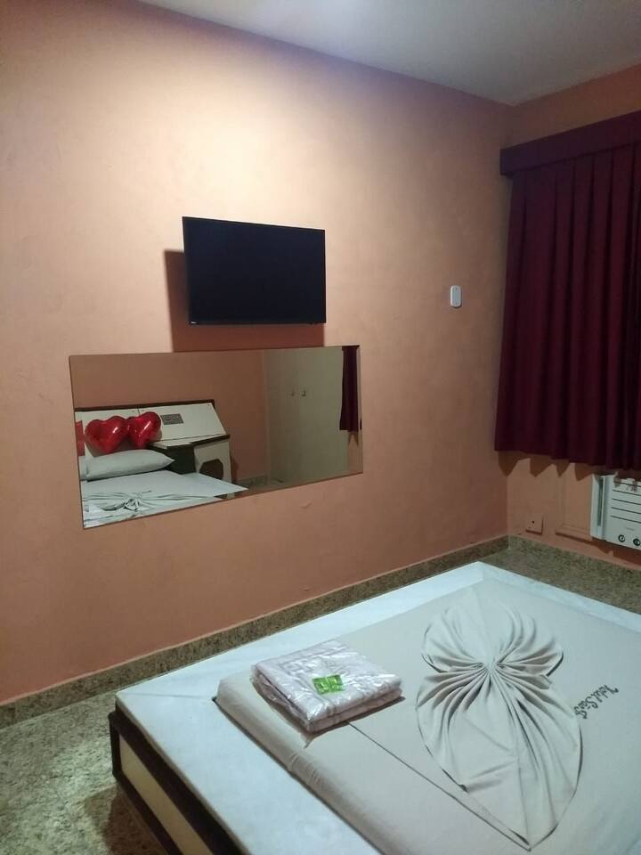 Hotel Barra da Tijuca quarto 10
