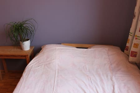 Cozy+bright double bedroom - Maribor - Bed & Breakfast