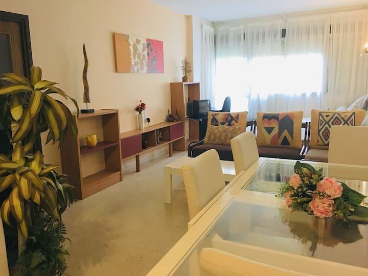 Apartamento amplio y luminoso en Barcelona City