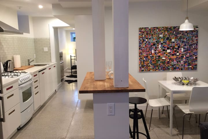St Clair West Modern Oasis in Toronto midtown - Toronto - Apartament