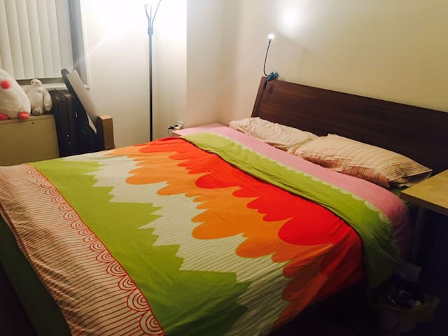 Entire Apartment near DC private quiet and clean. - Falls Church - Apartment