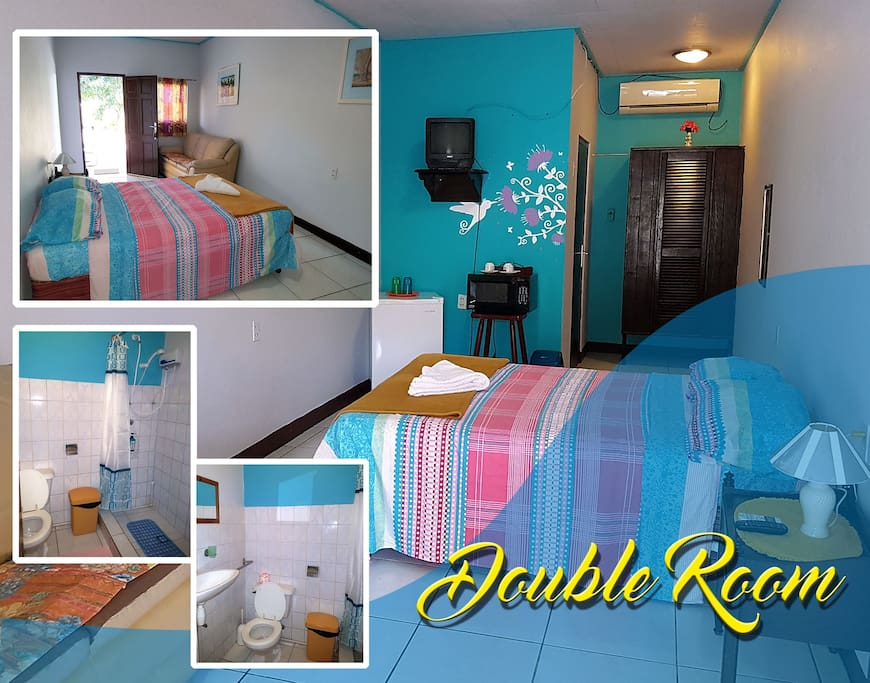 Double Room (per 1 or 2 guest)