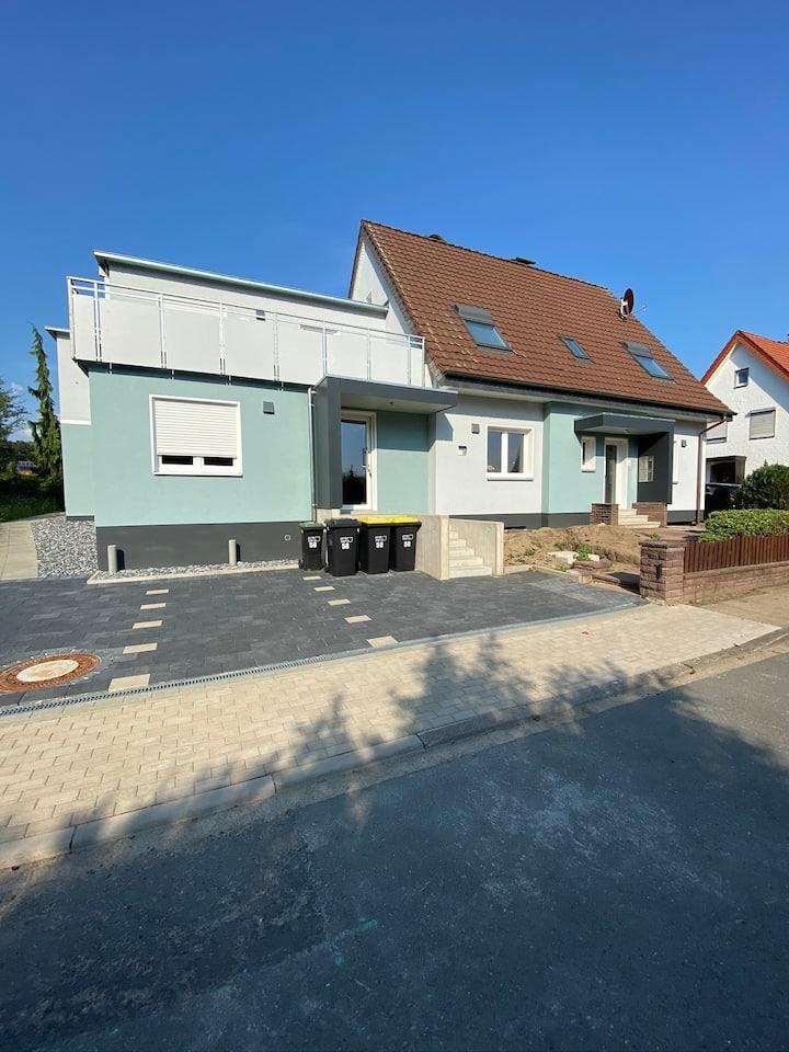 Gemütliche Wohnung in Steinhagen als Erstbezug