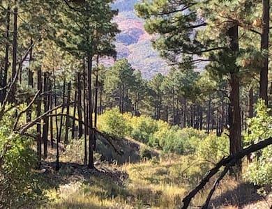 Wilderness luxury, mountains, mesas & dark skies