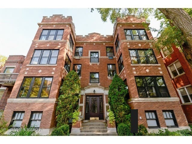 Bright and Spacious Pad in Edgewater - Chicago - Appartement en résidence