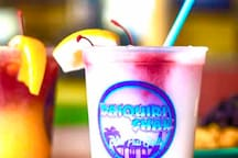 Like Daiquiri's?  Check out the Daiquiri Shak also within walking distance.  Great food and of course great drinks.  Choose from dozens of different daiquiri flavors and no worries on driving home!