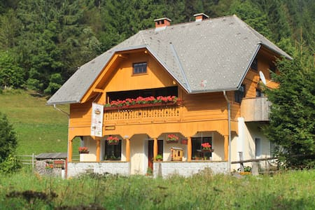 Homestead Gregorc Zatrnik near Bled - Krnica, Gorje - Bed & Breakfast