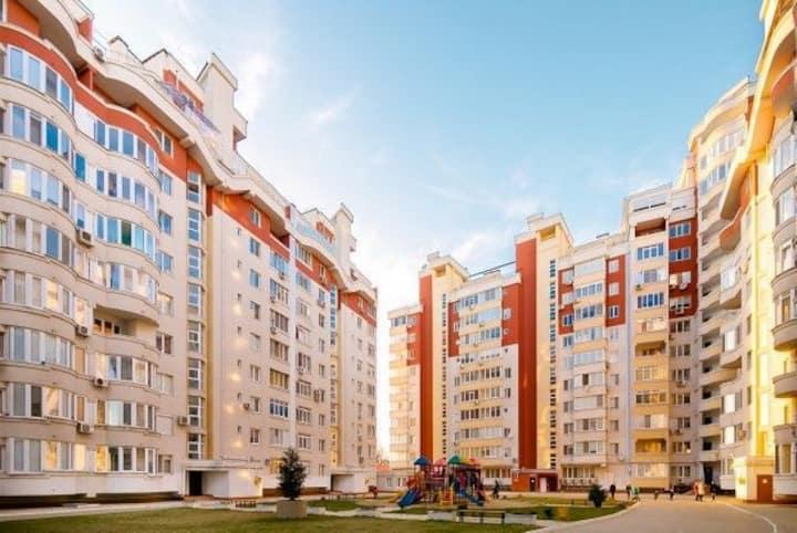 **** STUDIO **** Apartments CHIȘINĂU – LevTolstoi