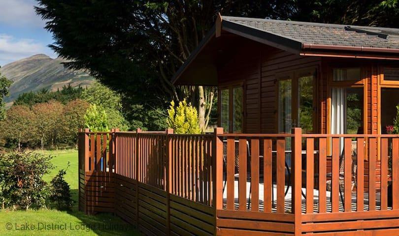 Badgers Rest Lodge, Limefitt Holiday Park