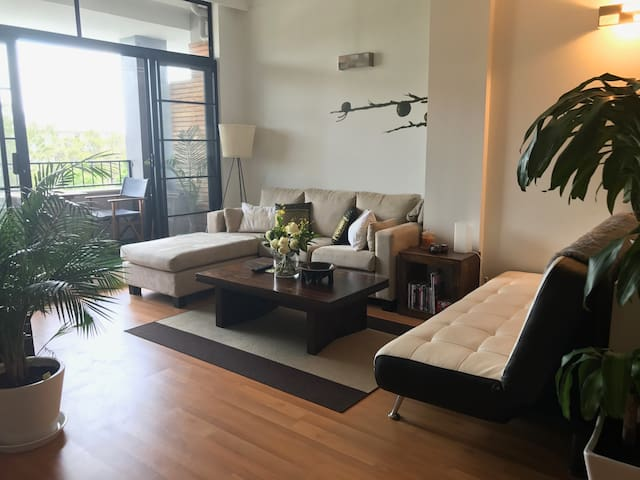 Room in well appointed modern apartment with pool - Surry Hills - Wohnung