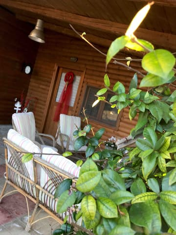 The Pool Access Bungalow near Meteora-Trikala