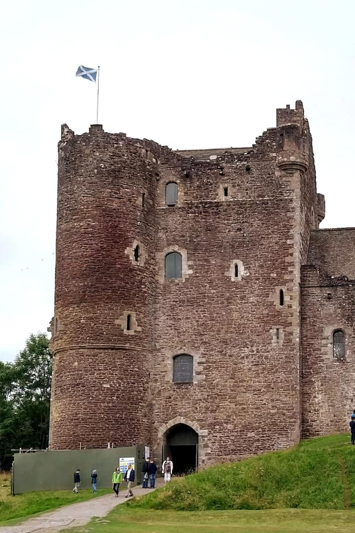 Game of Thrones Castle - Doune Castle