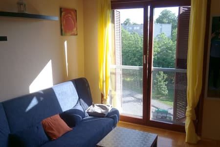 Very nice apartmant close to centre of the city