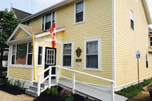 Historic Olde Charlottetown Boutique Apartments #2