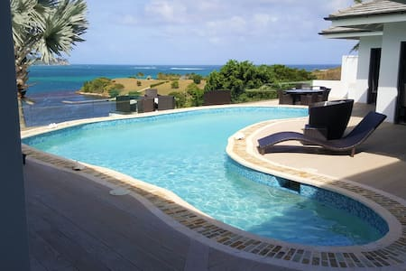 Pelican Ridge Antigua Beautiful 6 bedroom Villa
