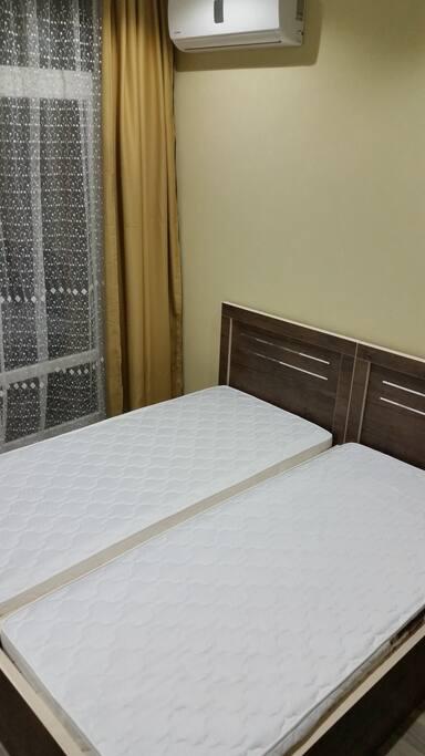 Кровати 2шт размер 90*200см