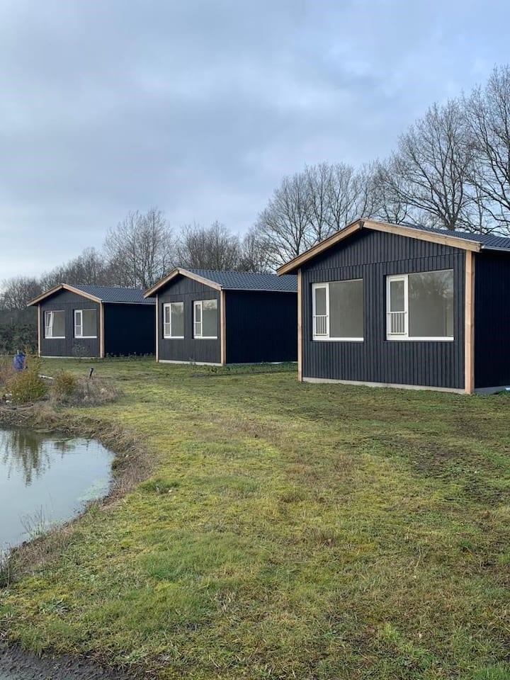 Studio op loopafstand van Zwemplassen en bos