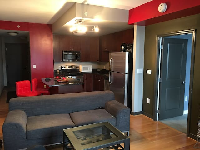 CONDO BY MGM AND GAYLORD HOTELS - Oxon Hill - Appartement en résidence
