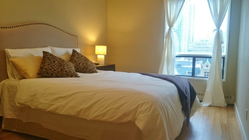 Remodeled Beltline Condo. Superb Location and View - Calgary - Huoneisto