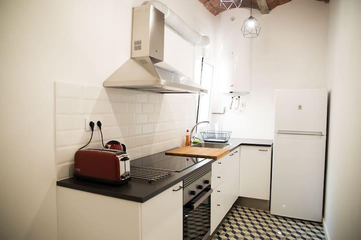 Private modern room - Sagrada Familia