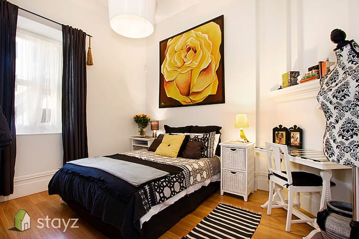 Pvt en-suite Studio- Redfern (1) - Redfern - Casa