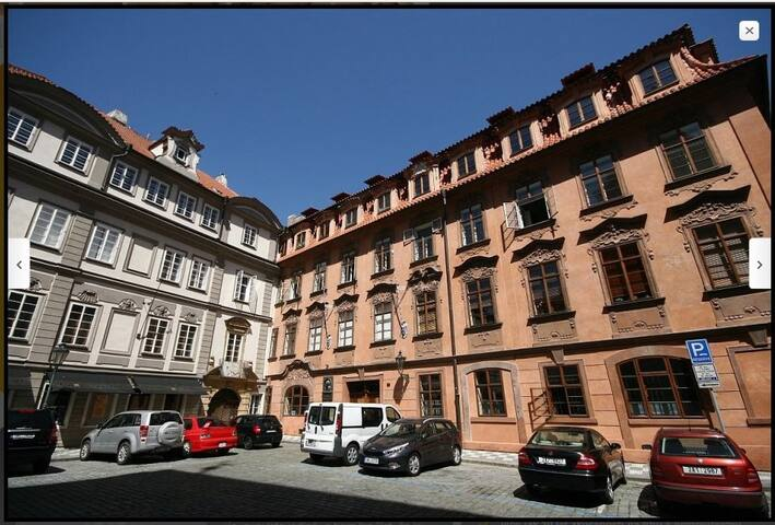 Byt Malá strana - Prague - Apartment