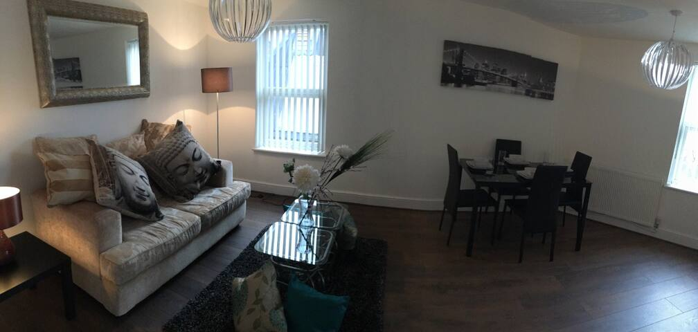 Luxury Apartment near City Centre, Football - Liverpool - Apartment