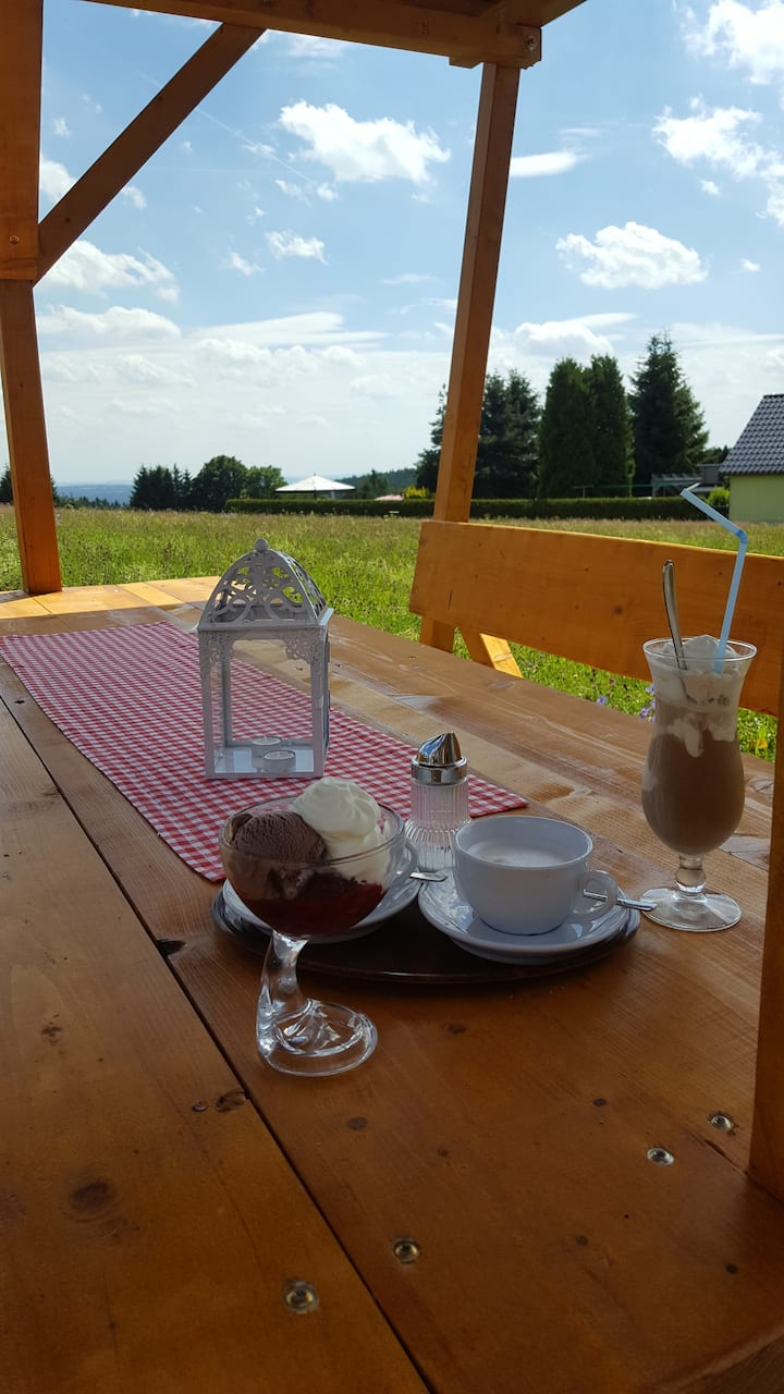Zuhause im Thüringer Wald