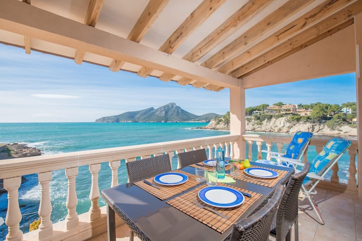 VISTA AZUL 1 - Apartment with sea views in Sant elm.