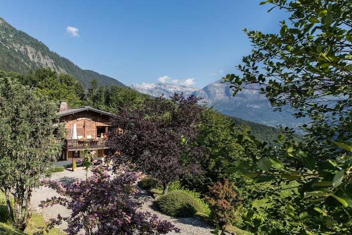 Ski in/Ski Out Chalet with Fantastic Views