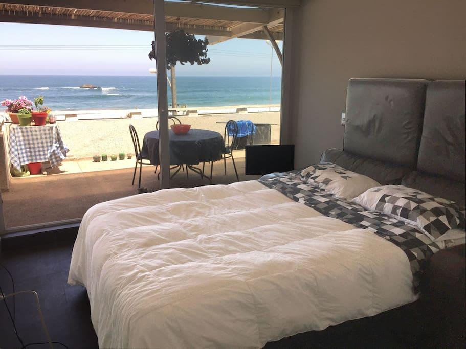 Cozy Bedrooms with beautiful Ocean View