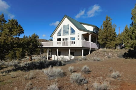 Juniper Ridge Retreat - Prineville - Casa