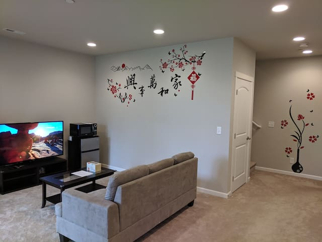 Private room/whole floor in Kenmore downtown