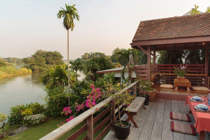 Bantak House River View
