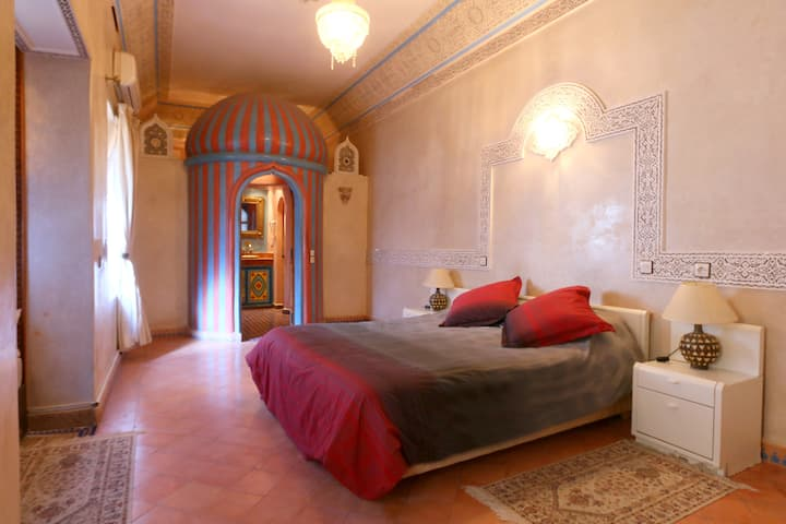 Royale Suite 2 rooms for 6 people Medina Marrakech