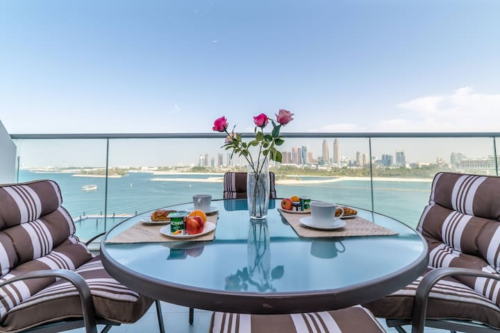 Sea View one Bedroom apartment  in Palm Jumeirah