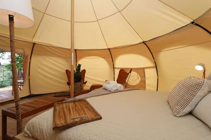 Lappa Nature Lodge Glamping