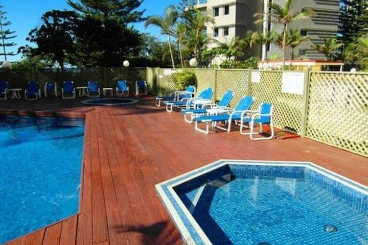 Feel like home - Surfers Paradise - Appartement