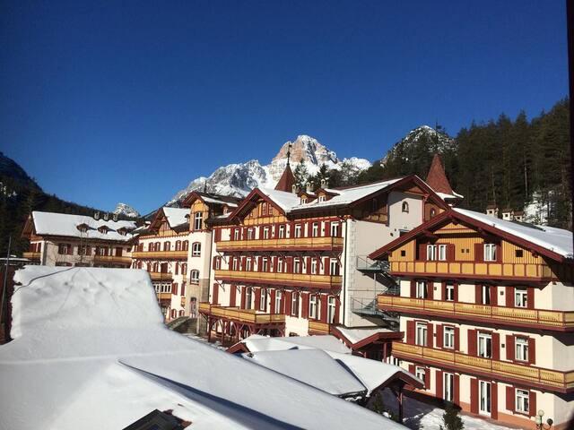 Cortina e Dobbiaco a pochi passi