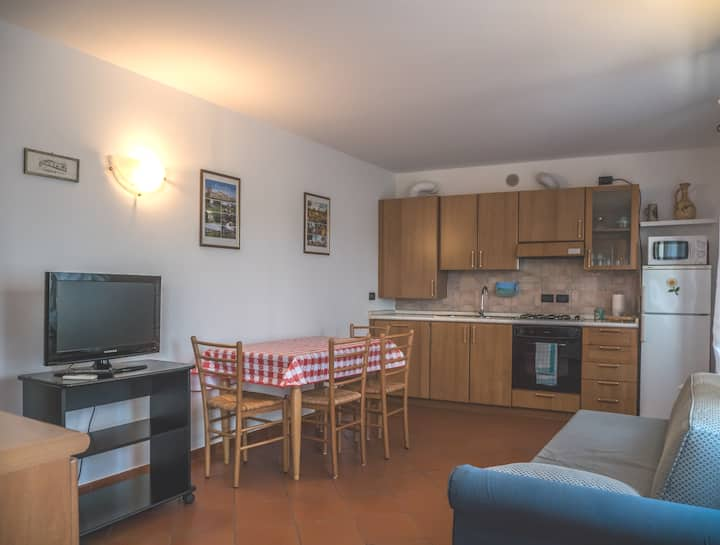 Gîte rurale Ca' Marcello: appartement