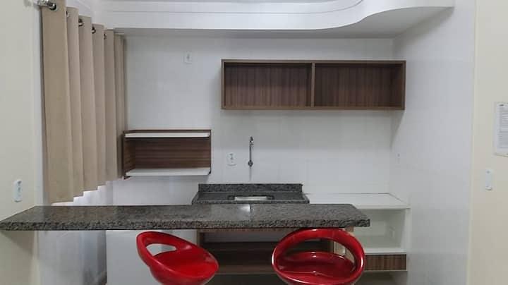 Apartamento 01 Lacqua I