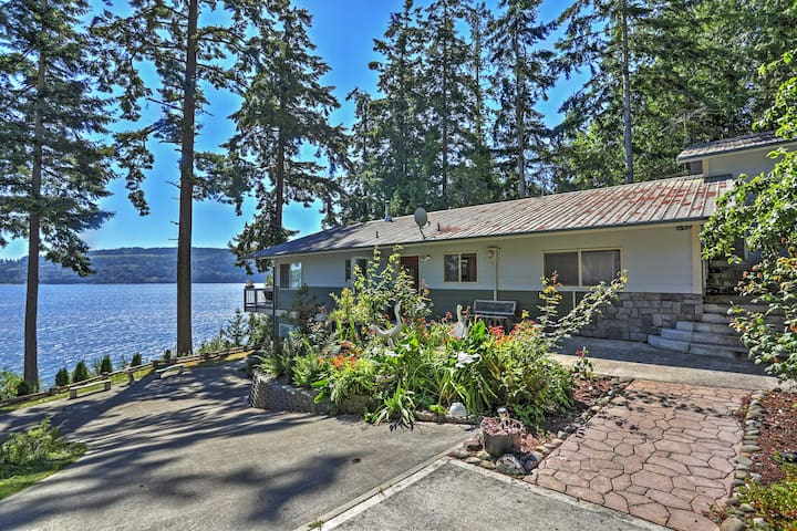 Phenomenal 3BR Discovery Bay Home - Port Townsend