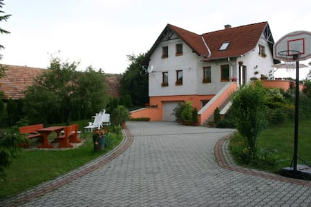 Csendvölgyi Falusi Vendégház - Németbánya