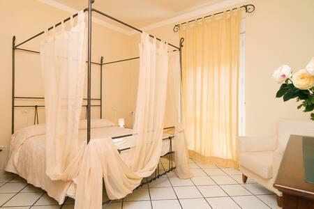 Franca House - Groun floor apartment with sea view - Casal Velino - Apartmen