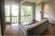 Guest suite sitting room!