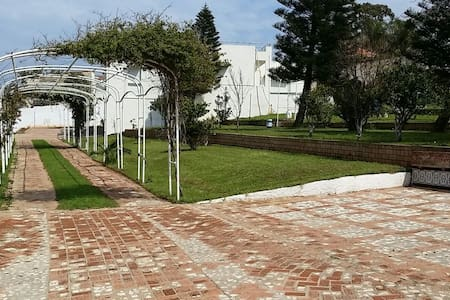 Grand apt en résidence sécurisée - Bordj El Kiffan