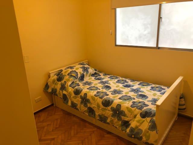 Habitación doble - cama nido