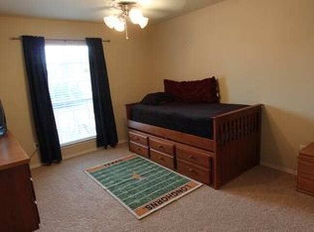 White Creek bedroom - San Antonio - House